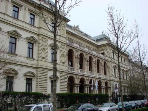 MagNet Ház Andrássy 98.